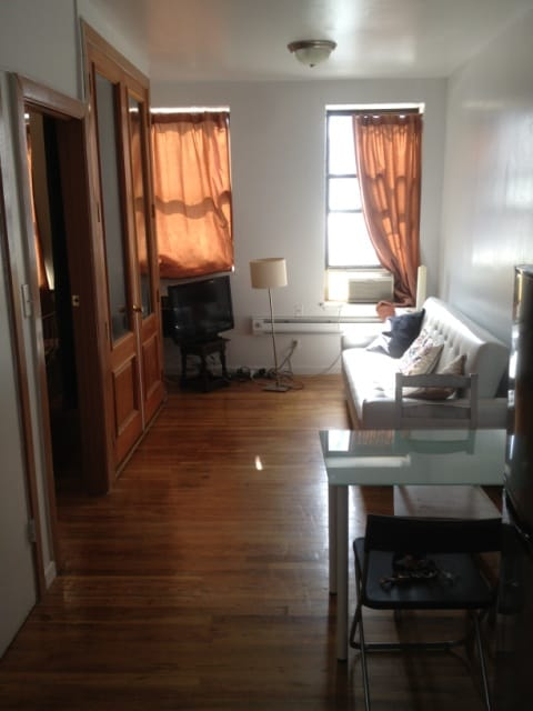 Fantastic 1bed apt in Lower East