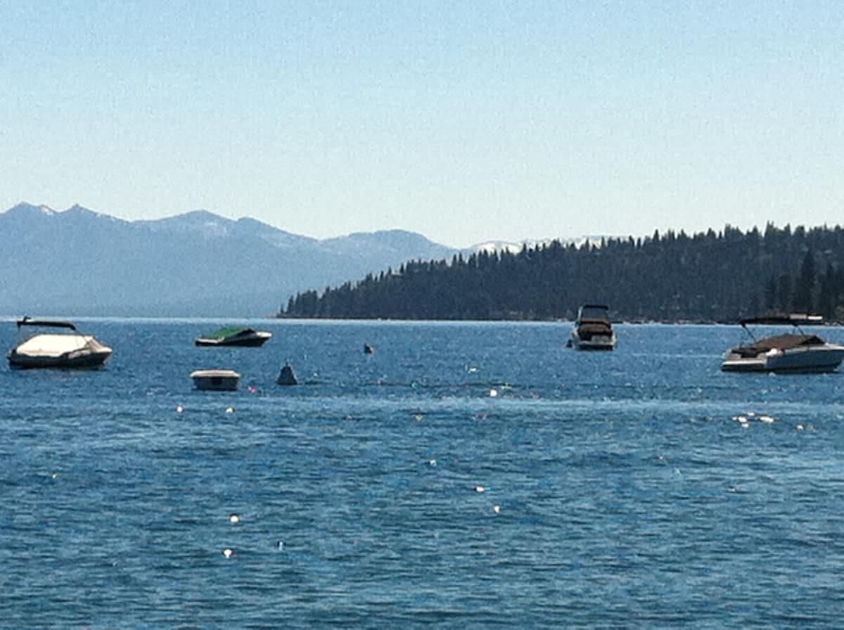 One Block +, Gorgeous Lake Tahoe