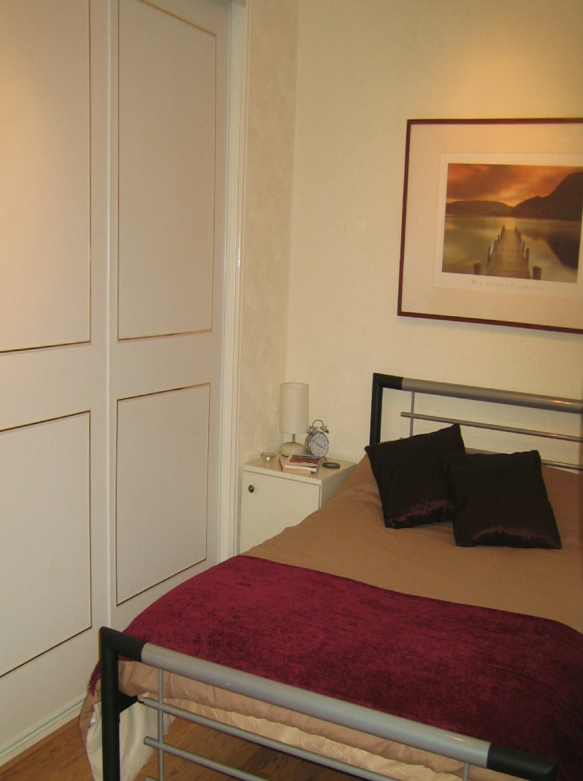 North Wales B&B with a difference - Double Bedroom