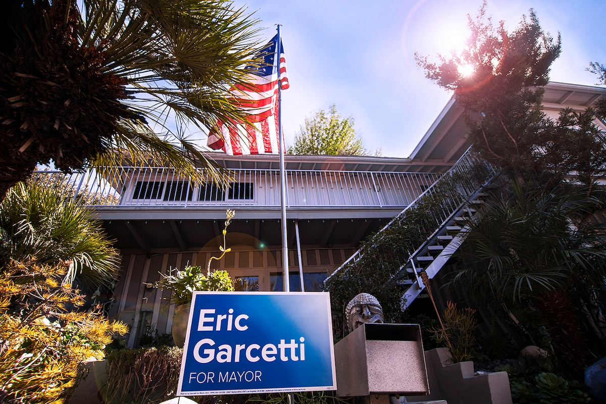 Let's make sure Los Angeles is the creative capital of the world for years to come. ~ Mayor Eric Garcetti