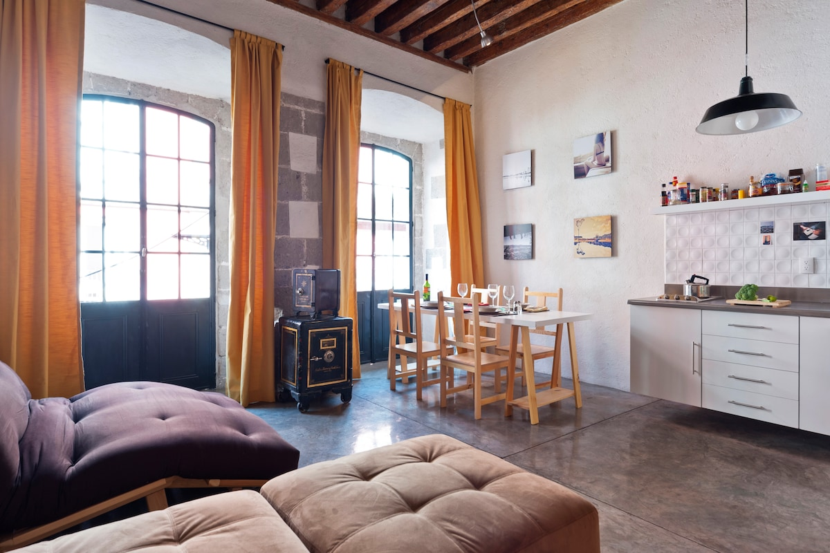 Centro Historico - The Balcony