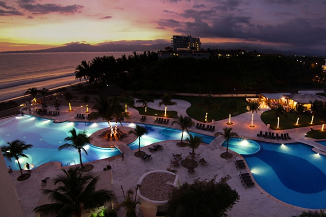 Dreams Villa Magna Beachfront Condo