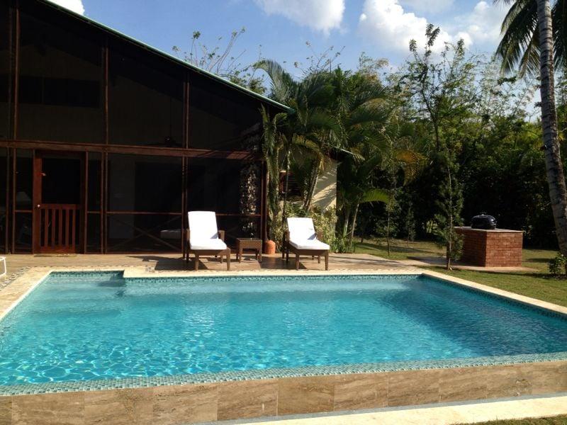 Wonderful Villa @Las Terrenas