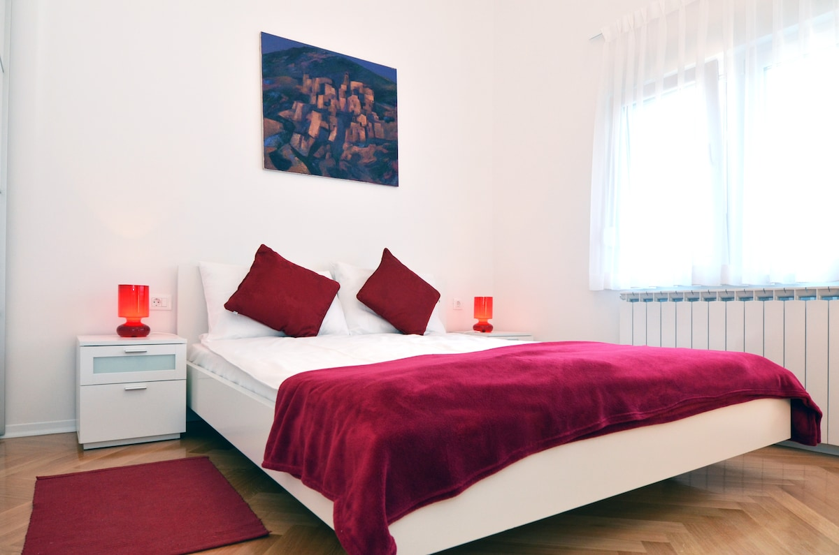 Top,perfect stay in heart of Zagreb