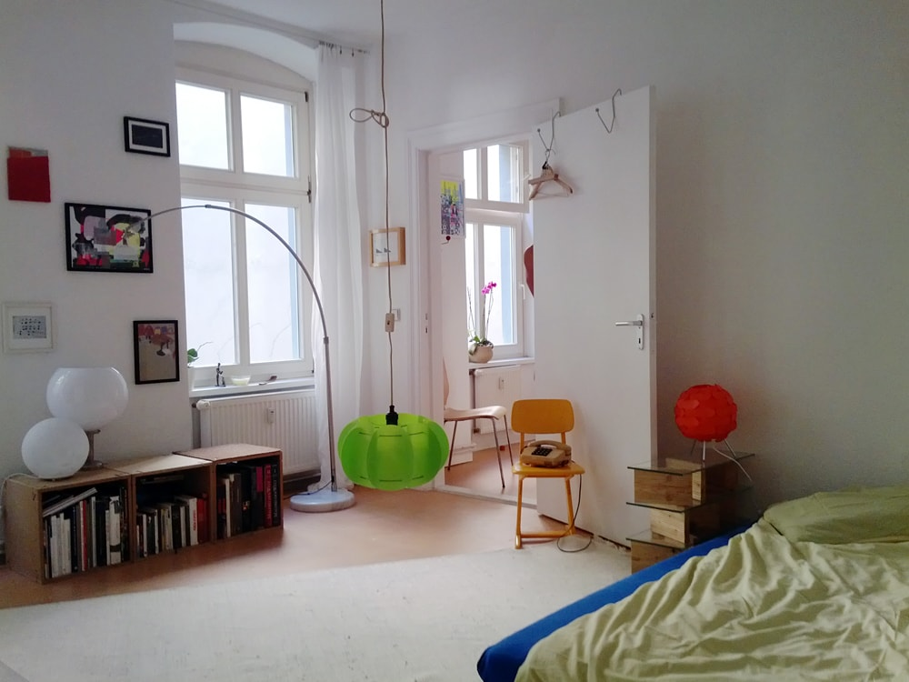 Cosy & Central Studio Flat in Mitte