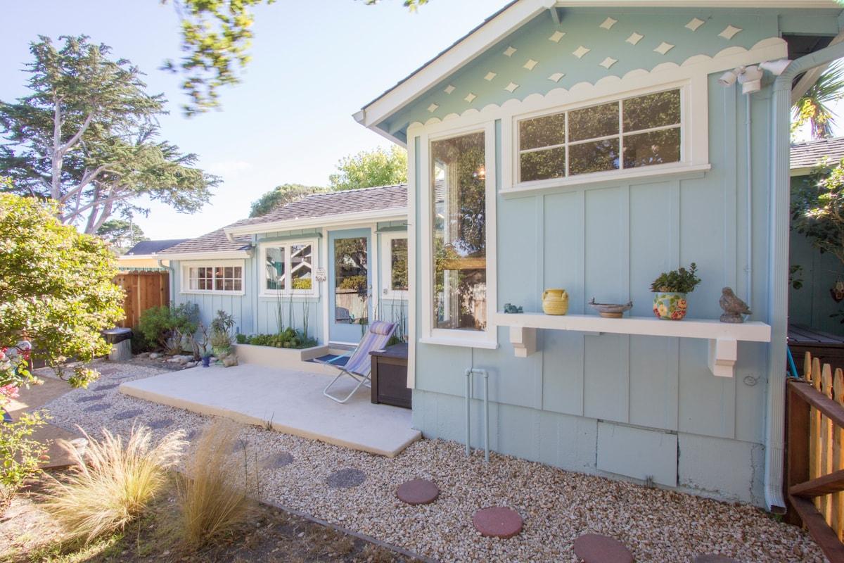 John Steinbeck's Traveler's Cottage