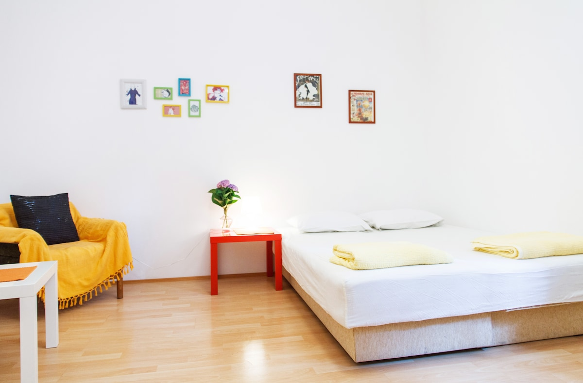 Cozy flat in downtown, Promo April