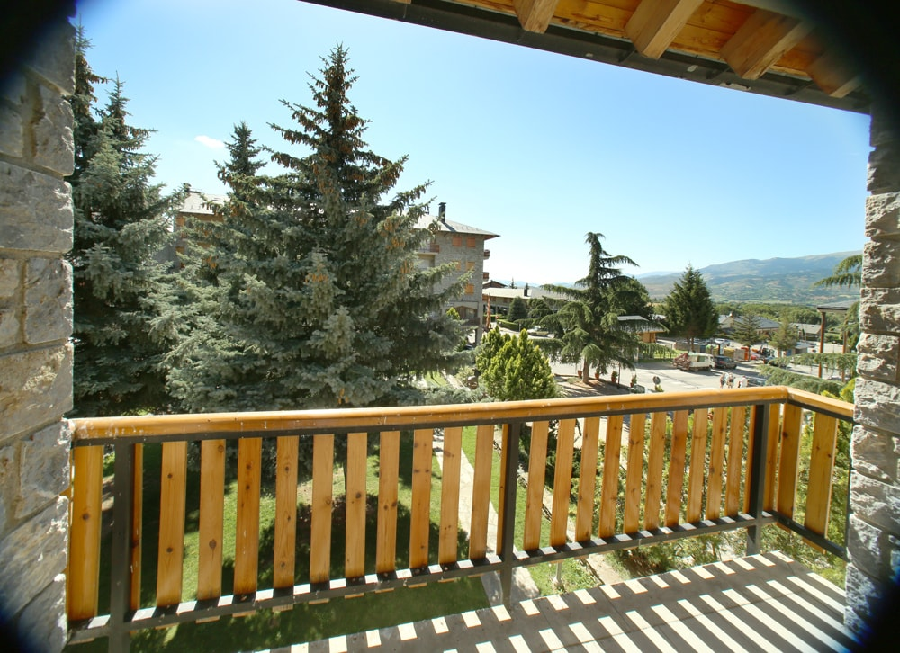 Alp - Cerdanya - Puigcerda - Views