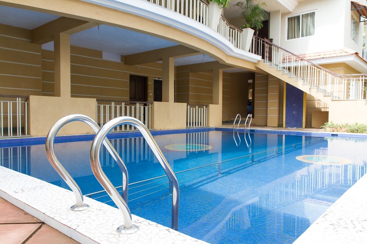 Goa Deeps - Luxe living on a budget