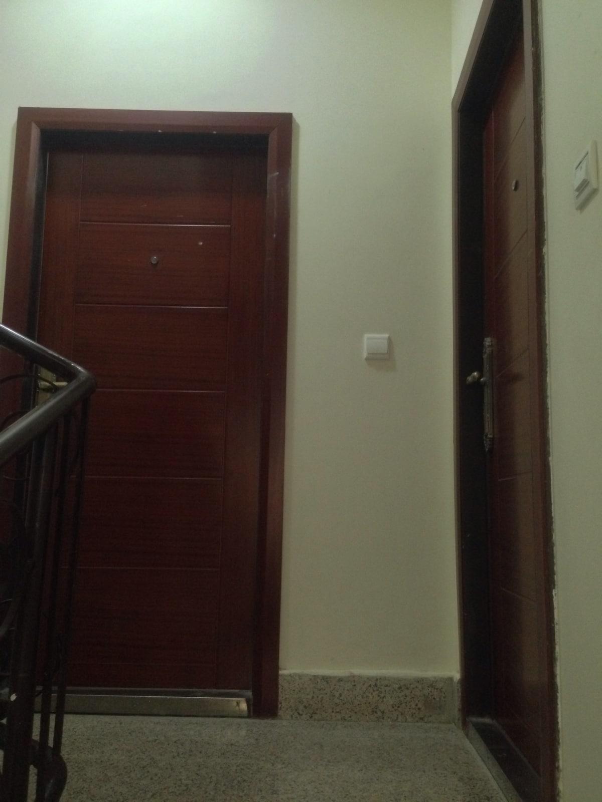 two rooms in makkah for hajj