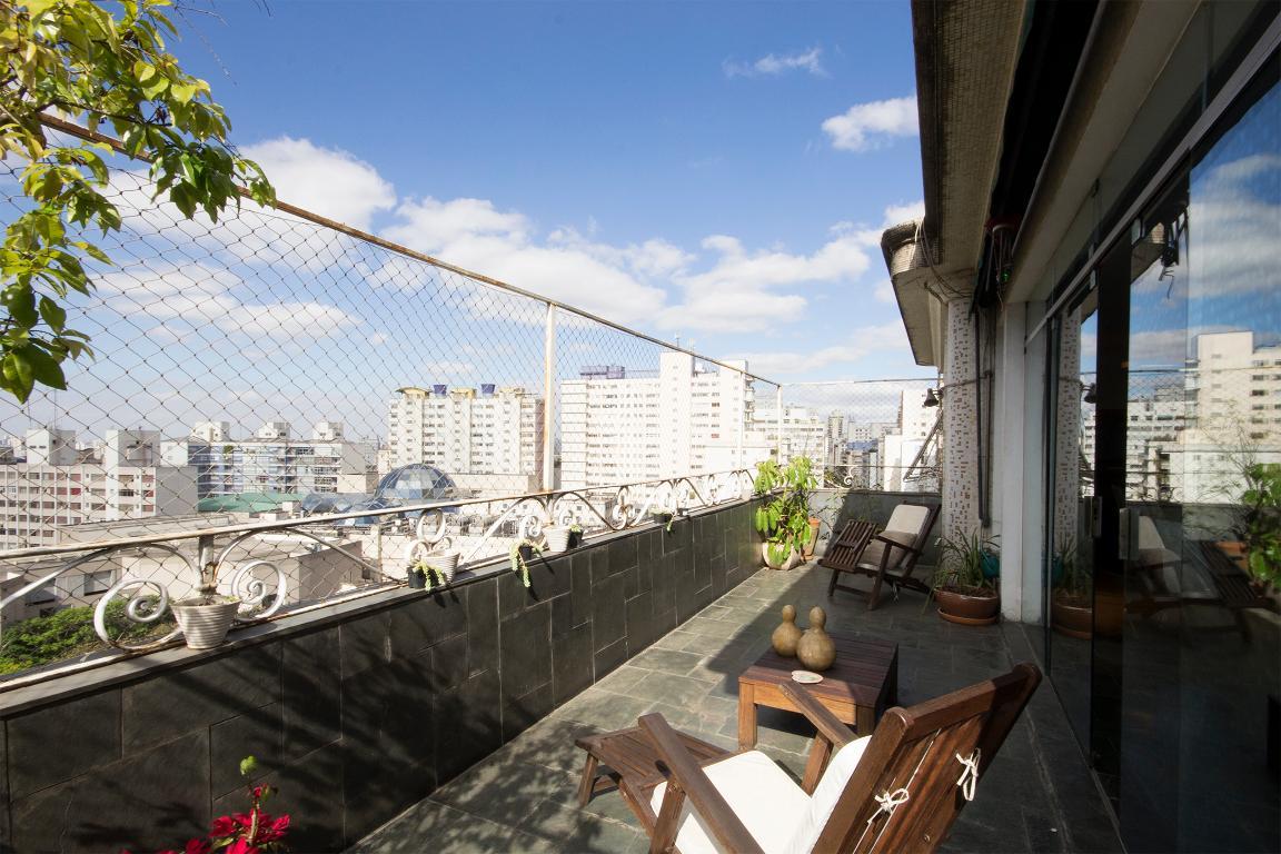 Luxury duplex corner penthouse
