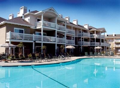 Windsor, CA Resort 2 Bdrm Condos
