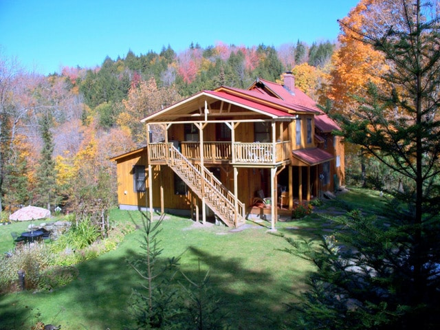 Welcome to Three Covered Bridges Guesthouse
