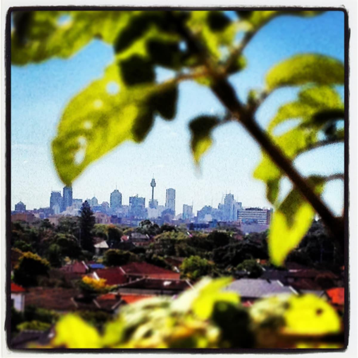 Spacious 2 bdr panoramic city views