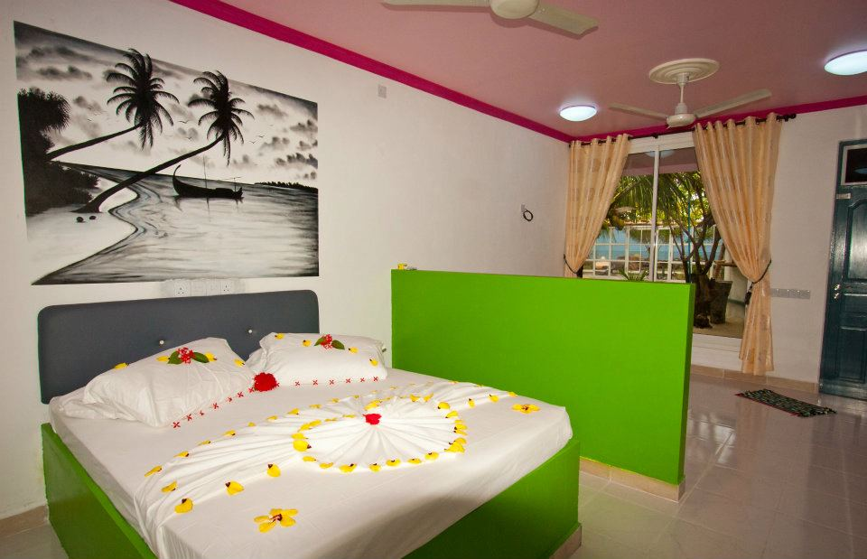 The Amazing Noovilu Guesthouse&Food