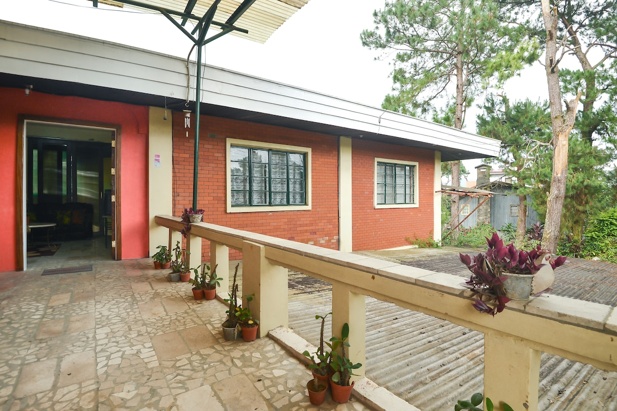 Welcome to your Baguio home away from home!
