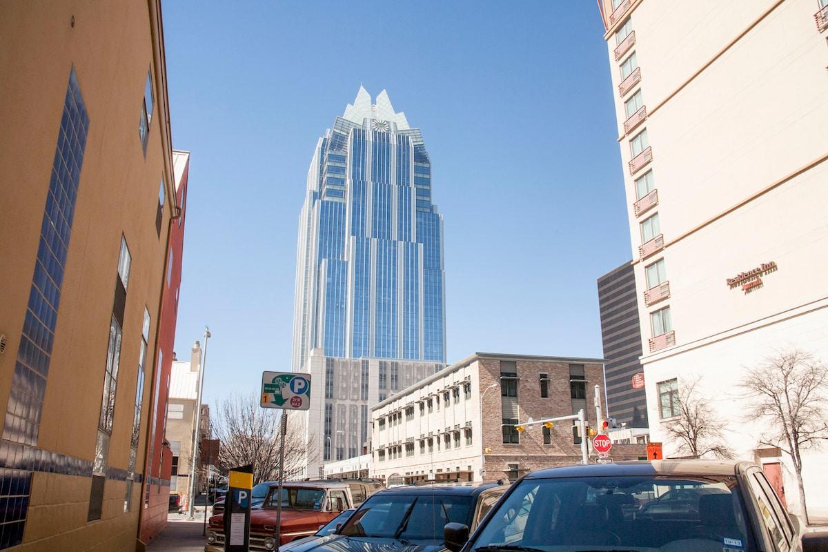 The Downtown Austin Luxury Standard