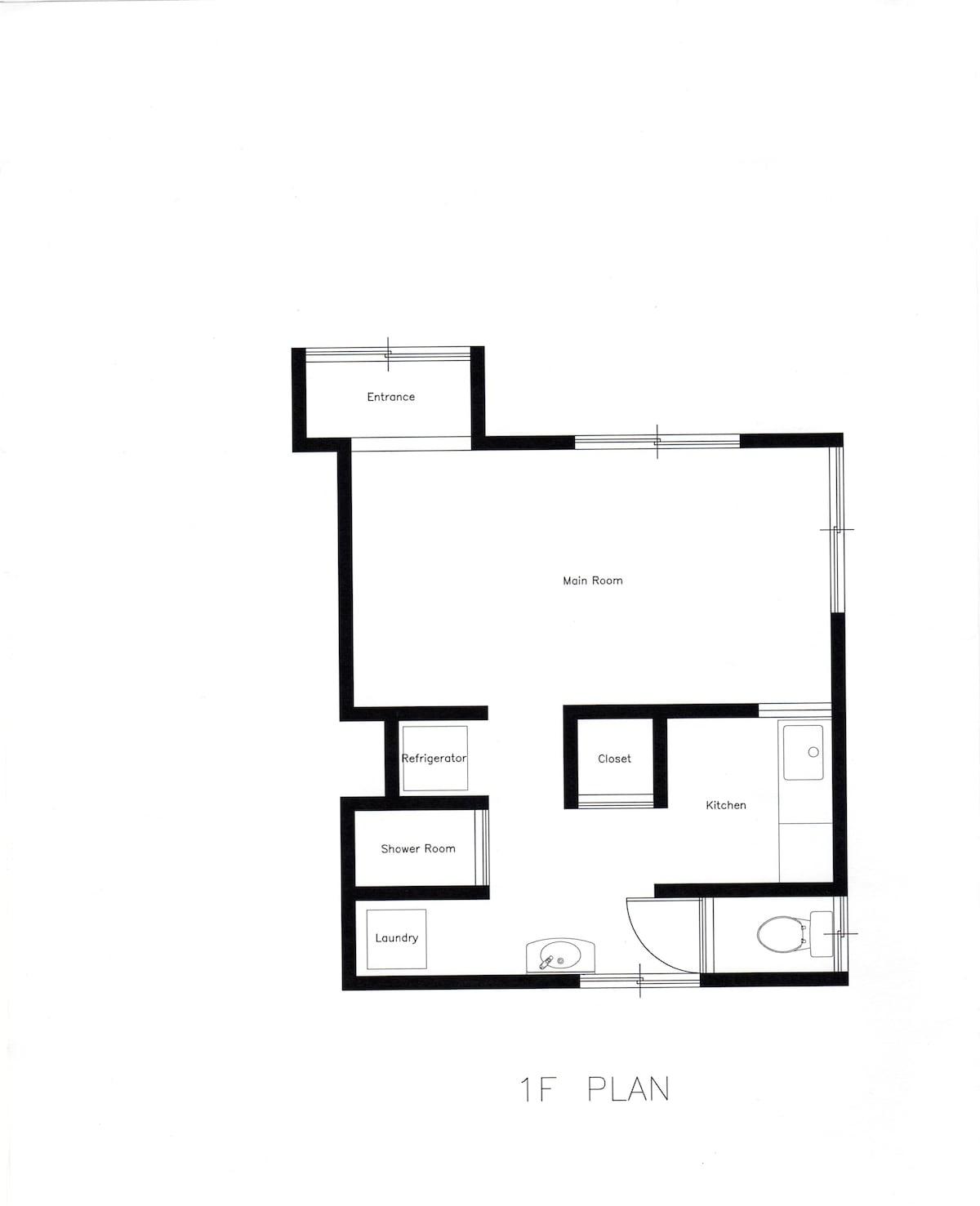Floor plan 102