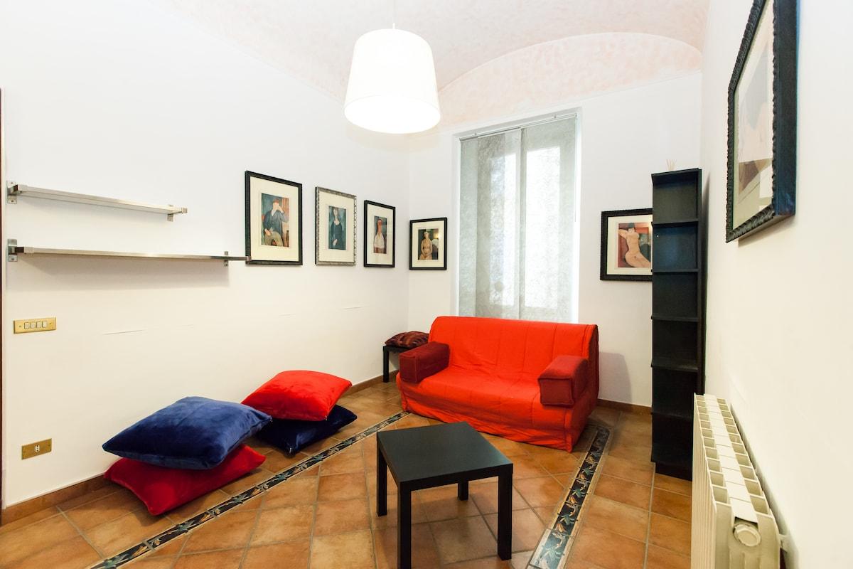 Apartment in Hearth of Rome Center