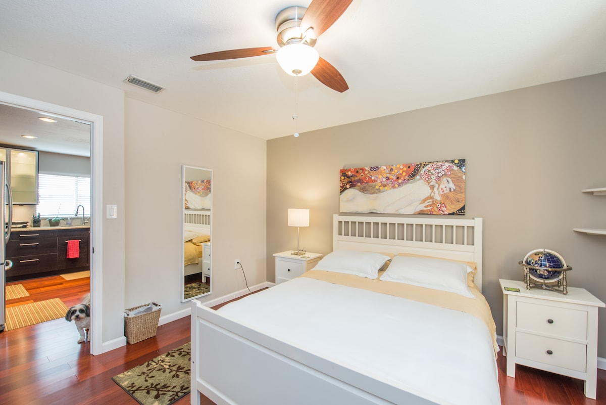 Guest Bedroom #1 - Your private bedroom!