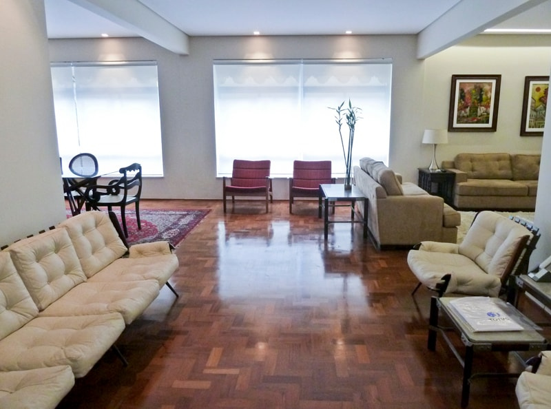 Luxurious Apartment in Higienópolis