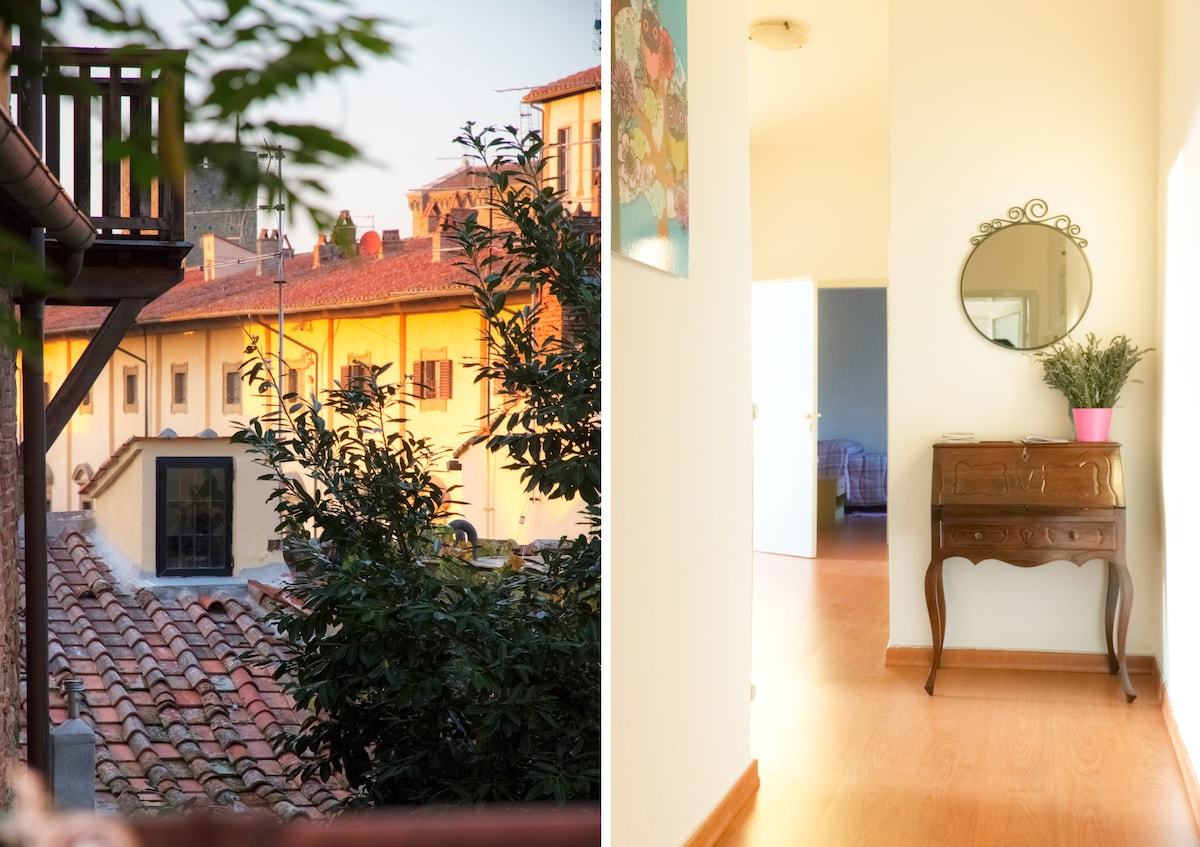 Apartment in medieval centre arezzo