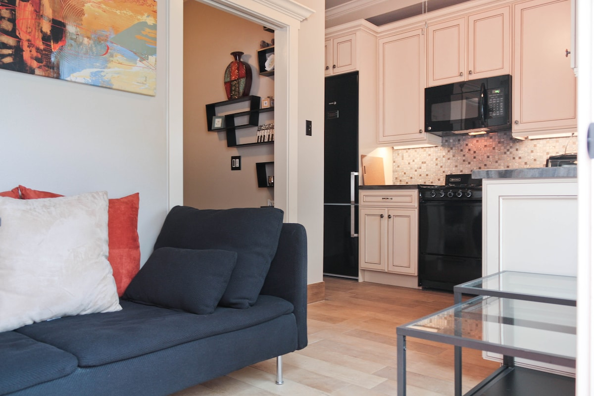 Comfy European Styled Apartment