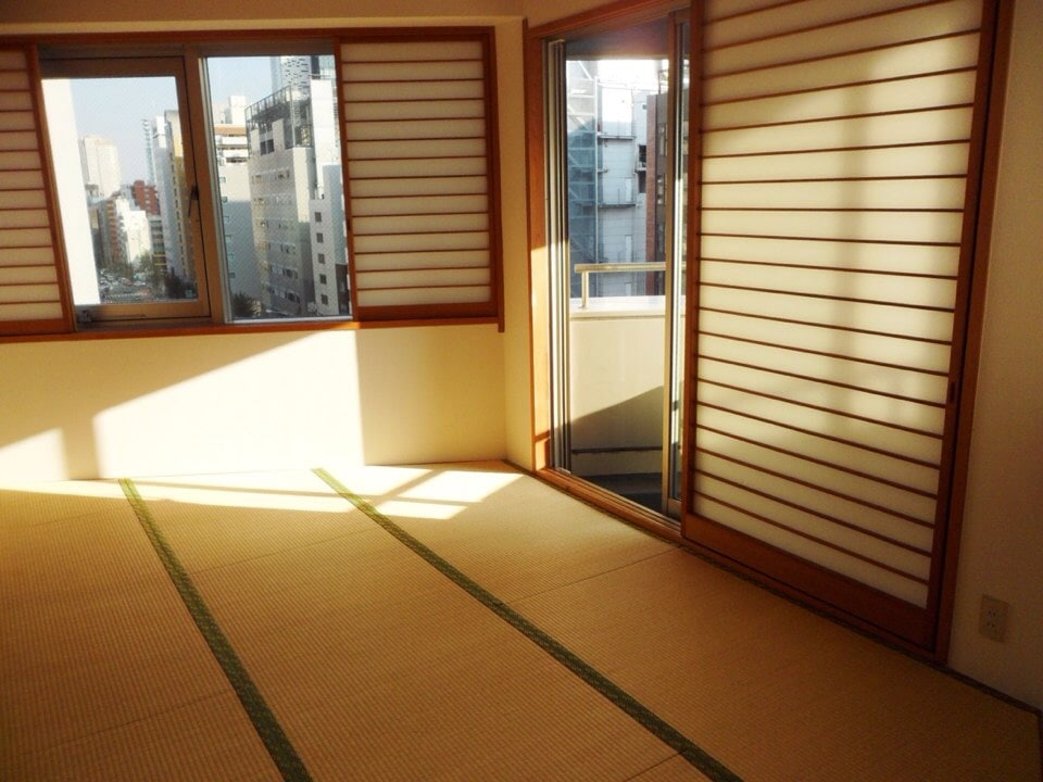 Private tatami room for 3 person