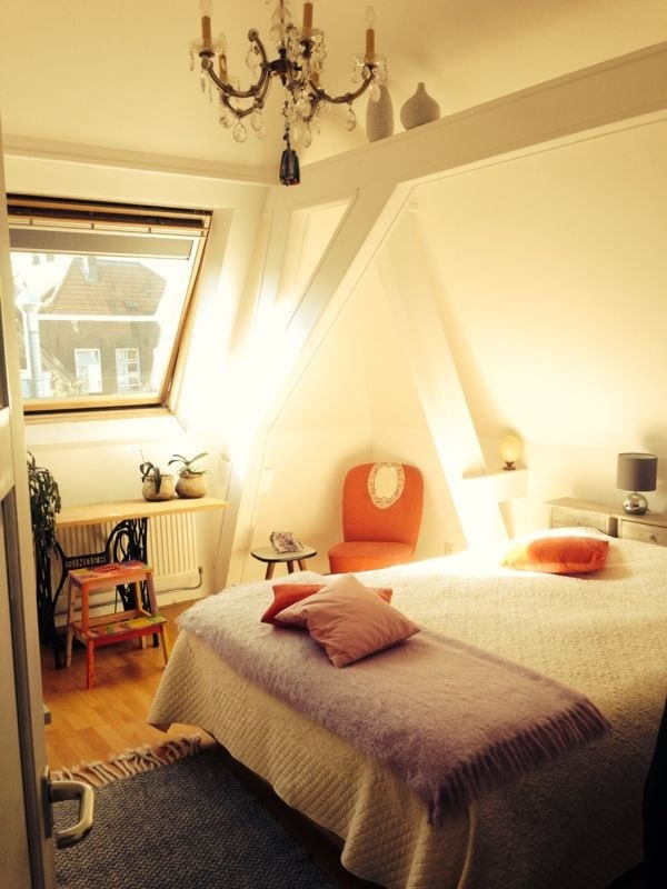 Privekamer in loft