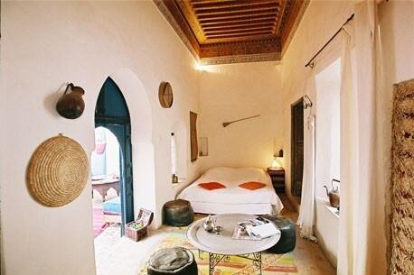 Marrakech central Arbaa room