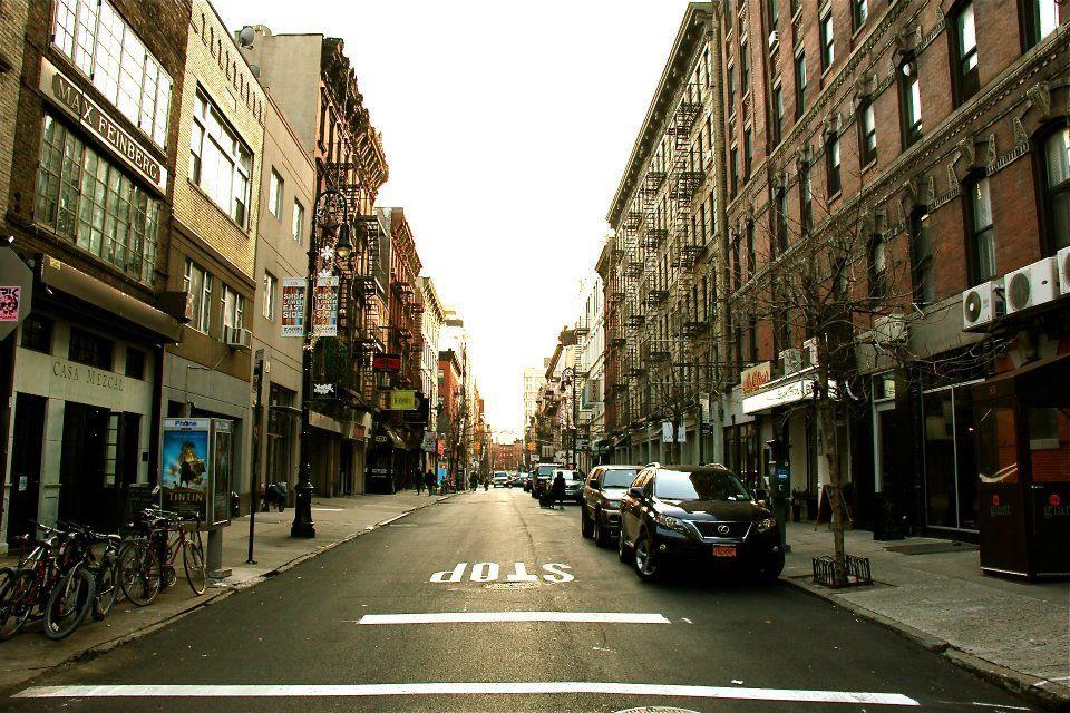 The Lower East Side Studio Flat