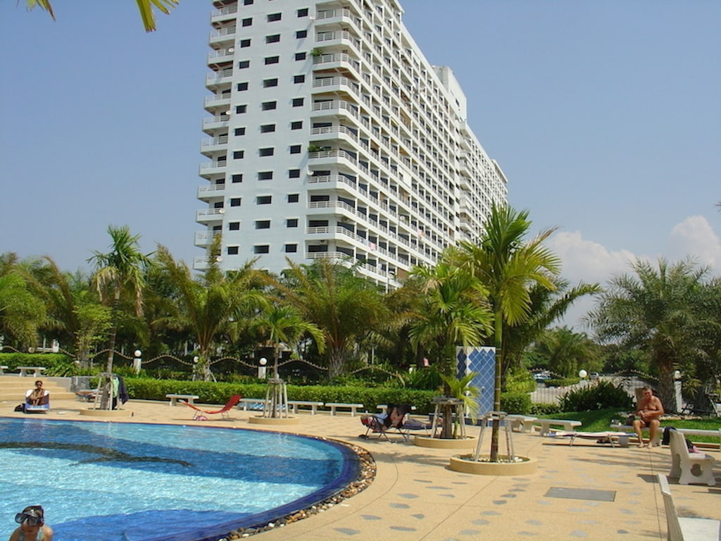 ViewTalay 2A Studio Jomtien Pattaya