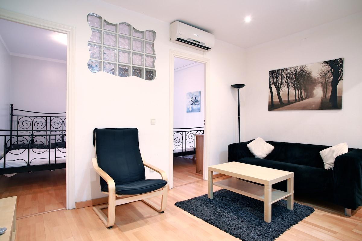 New apartment Next to LA RAMBLA