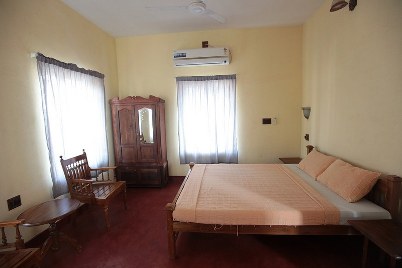 superior double room with aircon