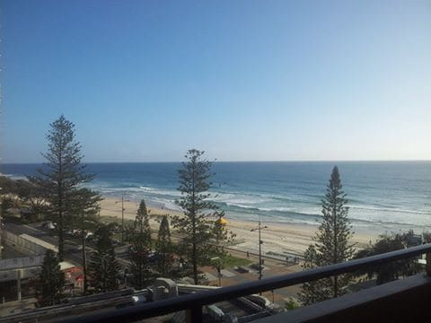 Surfers Paradise Oceanview Unit 4