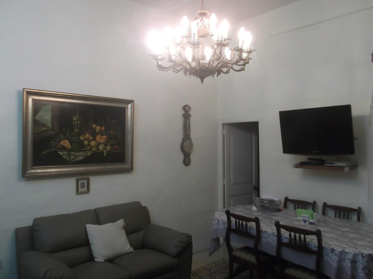 Attractive twin room in Gzira