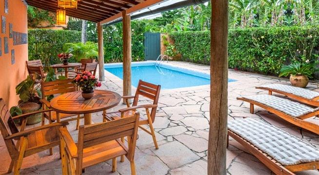 Relax tropical garden 200m ocean