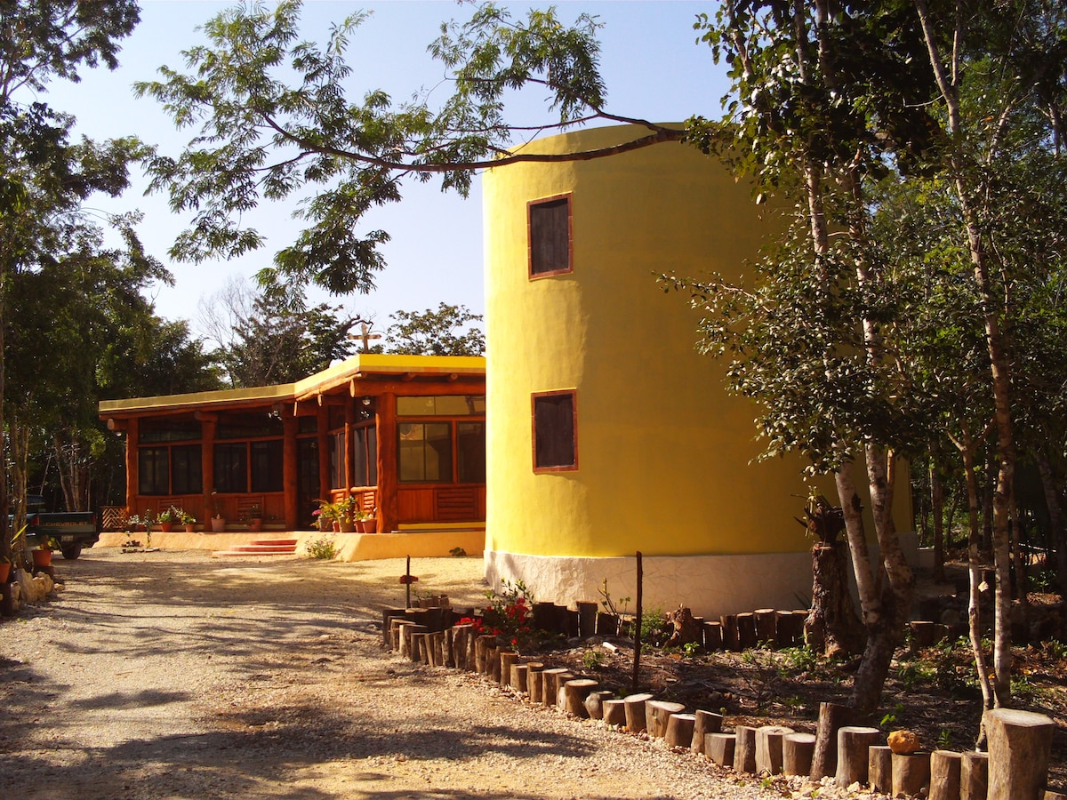 RIVIERA MAYA: BEAUTIFUL HOUSE 6/7P