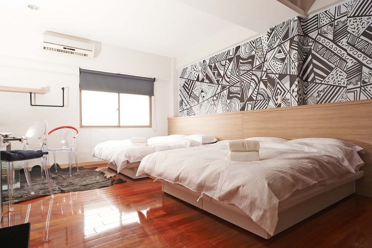 A+Family suite Room-A3