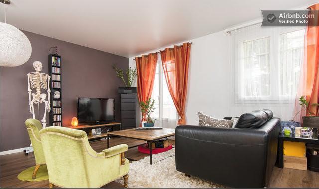 Calm, sweet and modern flat