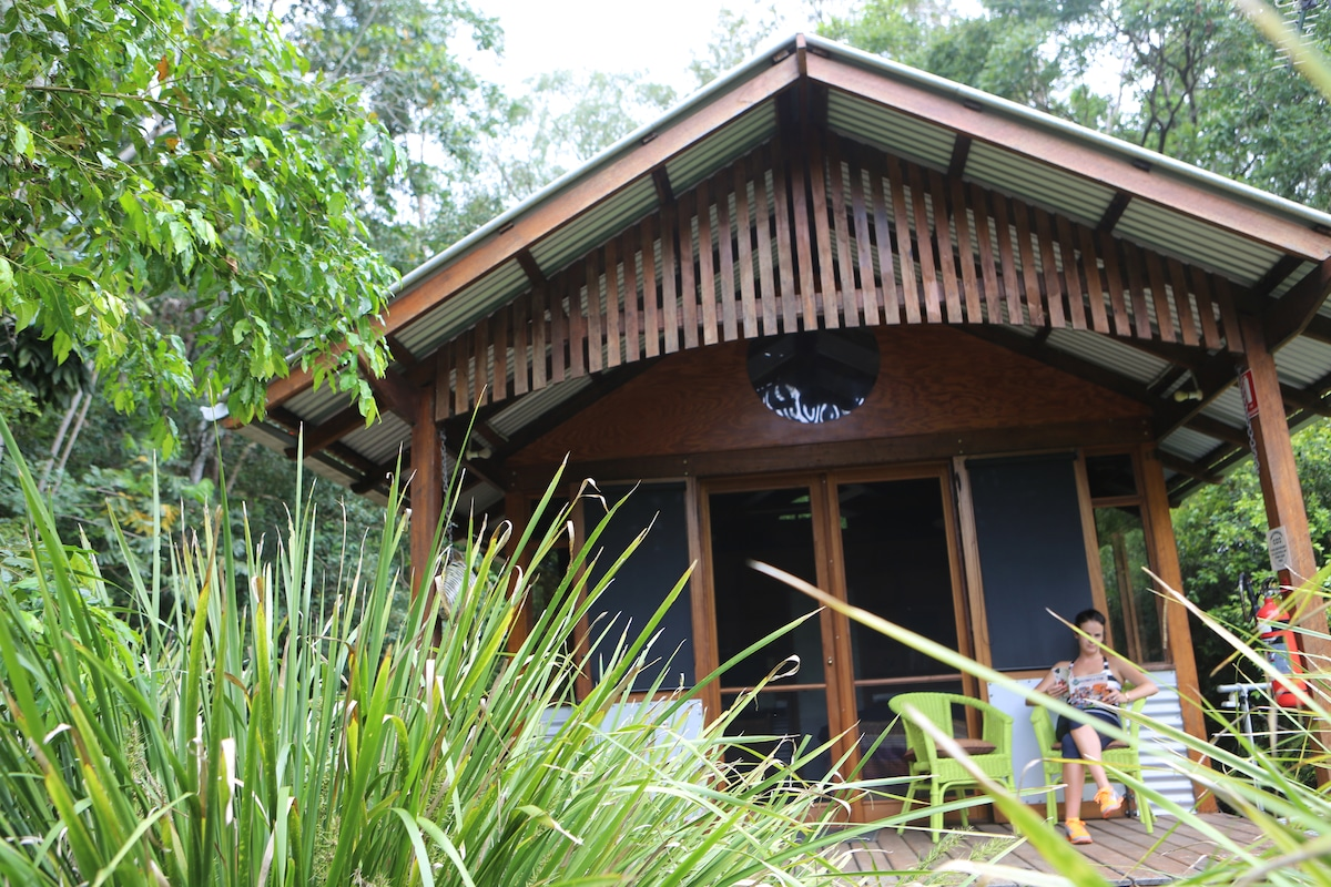 The Hut -- Bellingen acreage