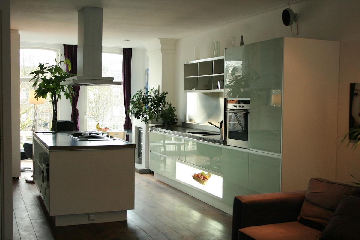 Nassau Apartment Amsterdam