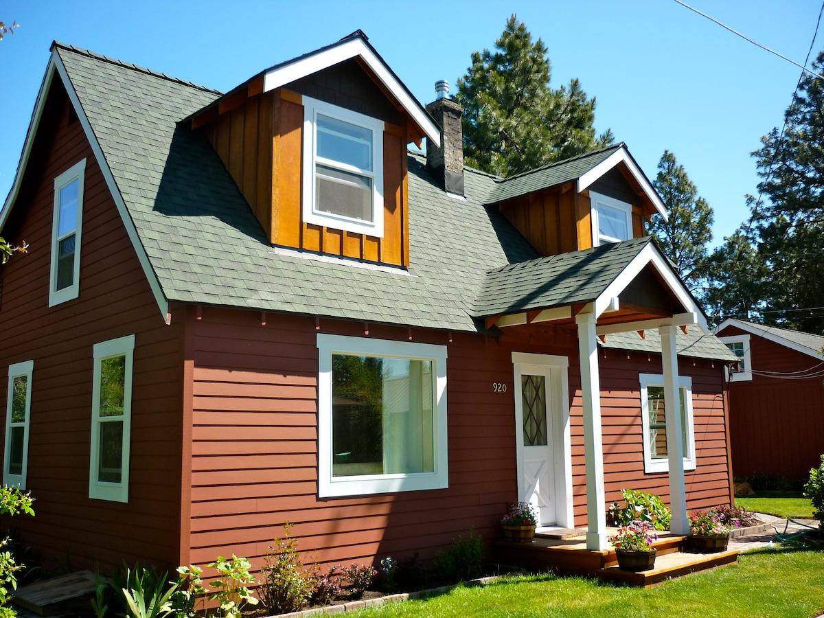 Charming Westside Cottage