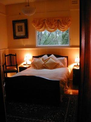 Traditional furniture in spacious Master bedroom
