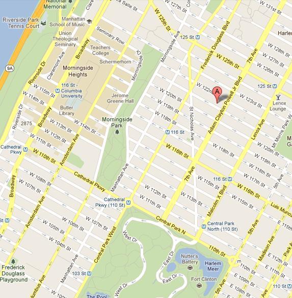 Harlem Central Park Studio Near All