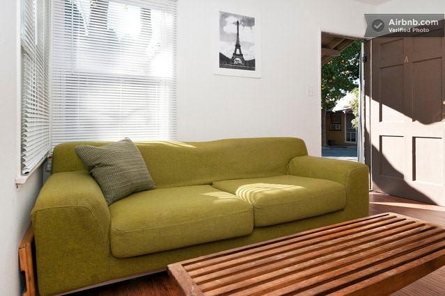 Bedroom or Couch in Artsy Apartment