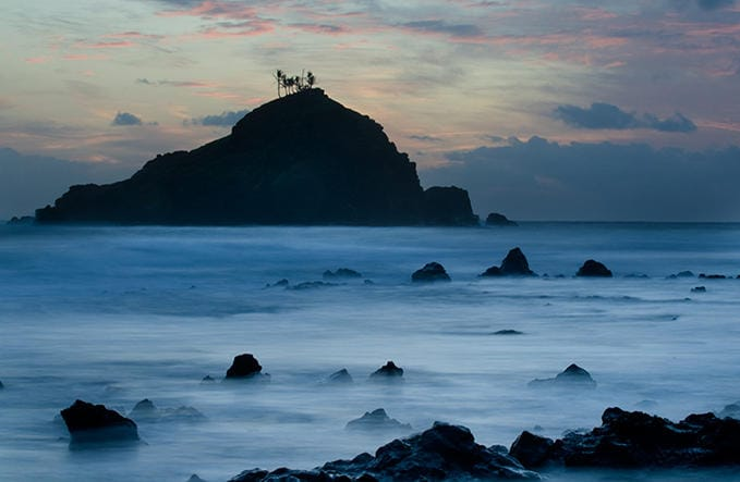 Ocean View Early Sunrise