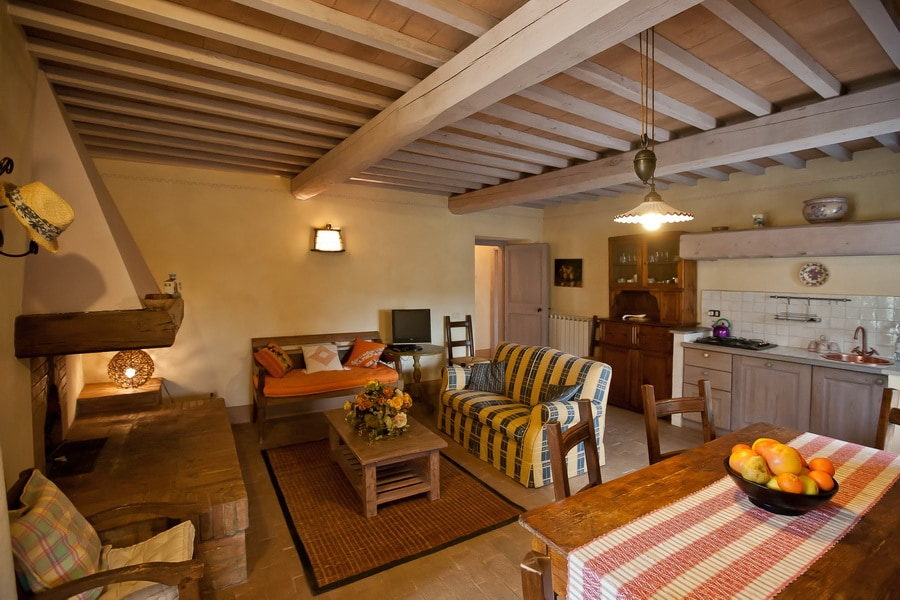Girasole house with 3 bedrooms