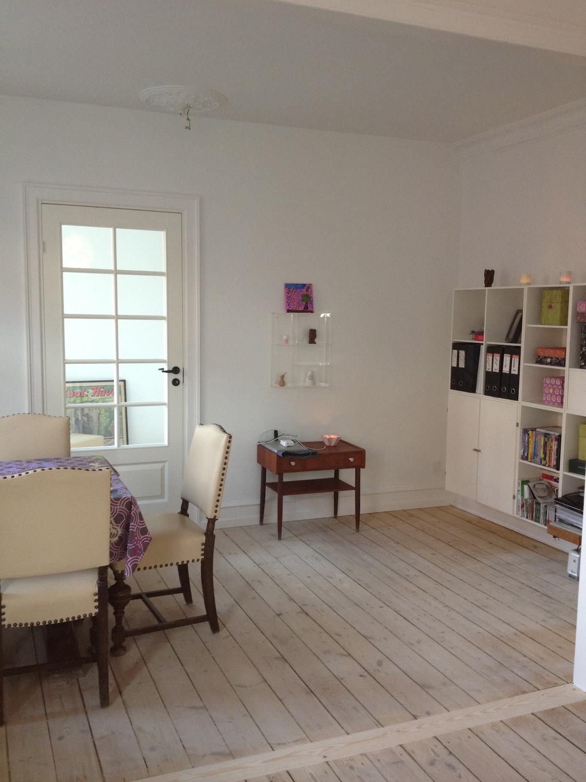 LovelyLocal apartment,Frederiksberg