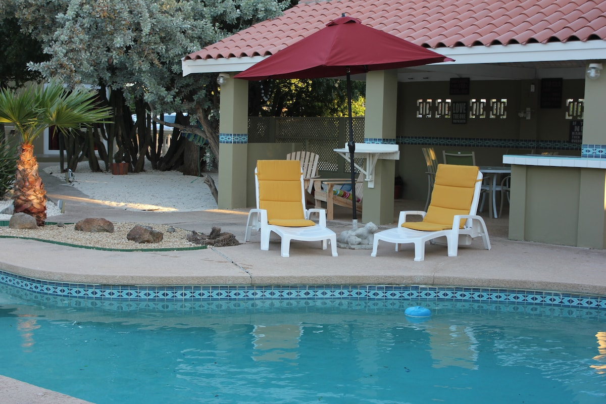 Pool and Outdoor Gazebo